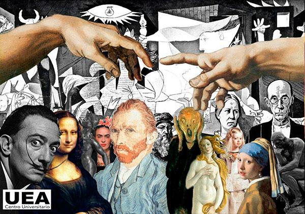 UEA centro universitario Historia General del Arte 1 A